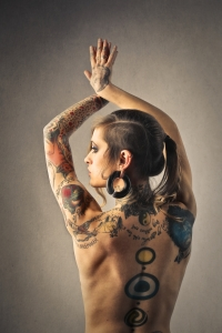 L2 Body Art and L3 Design and Aplly Face & Body Art