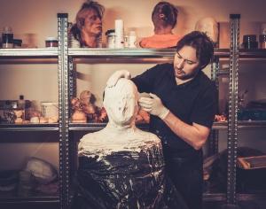VTCT Level 3 Award in: Create & Cast Prosthetics & Bald Caps